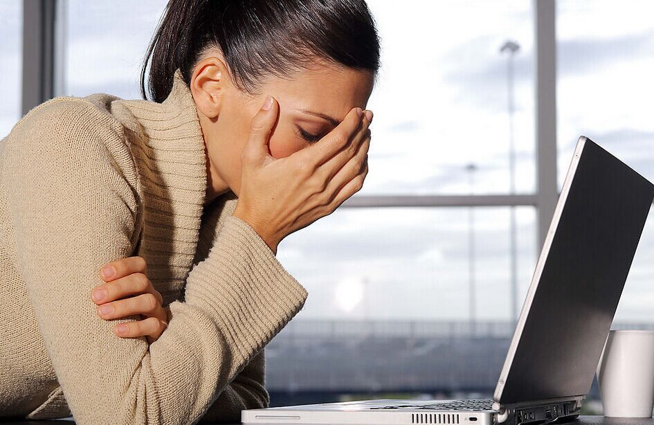 白癜风患者怎样预防电脑危害